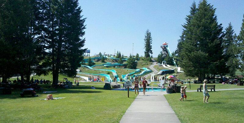big sky waterpark