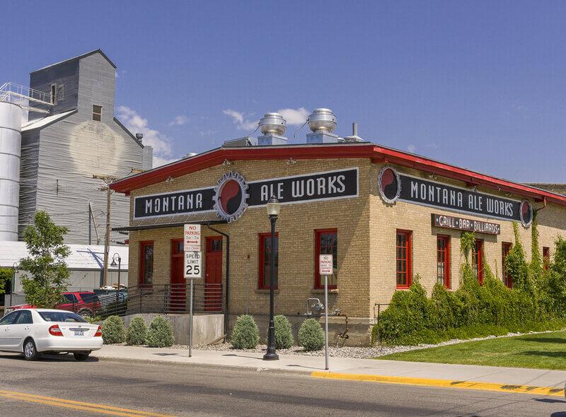 breweries distilleries