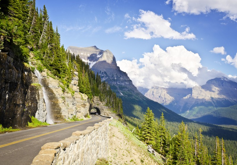 drive the going-to-the-sun road