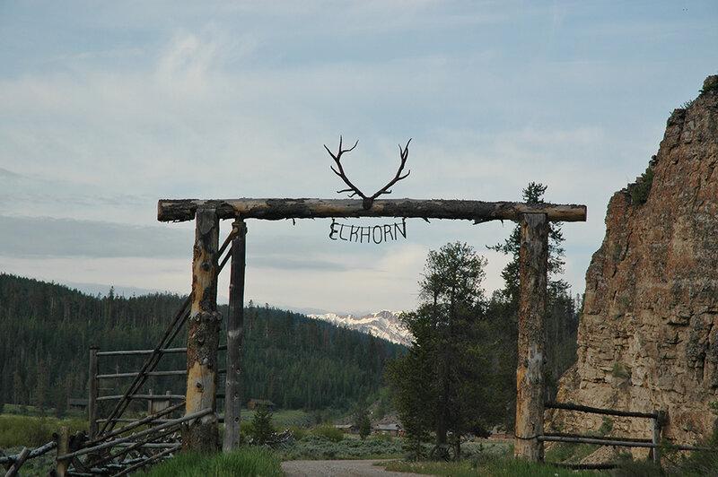 elkhorn ranch gallatin