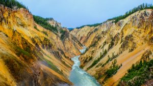 facts about yellowstone