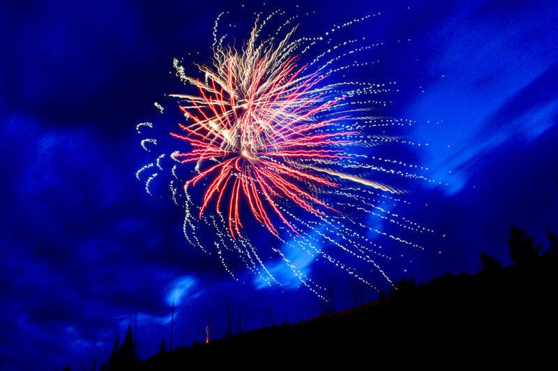 fireworks explode montana