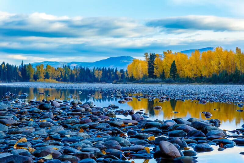 flathead river in montana