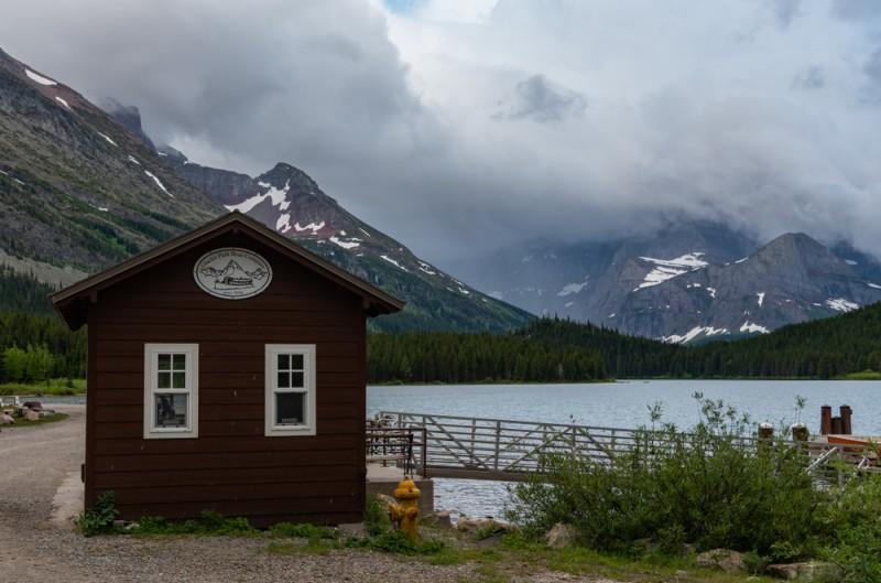 glacier park boat company