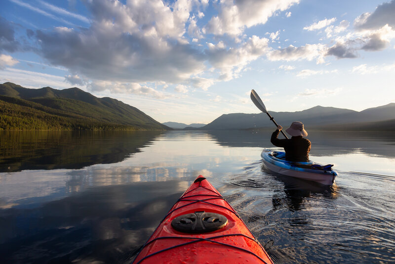 lake montana