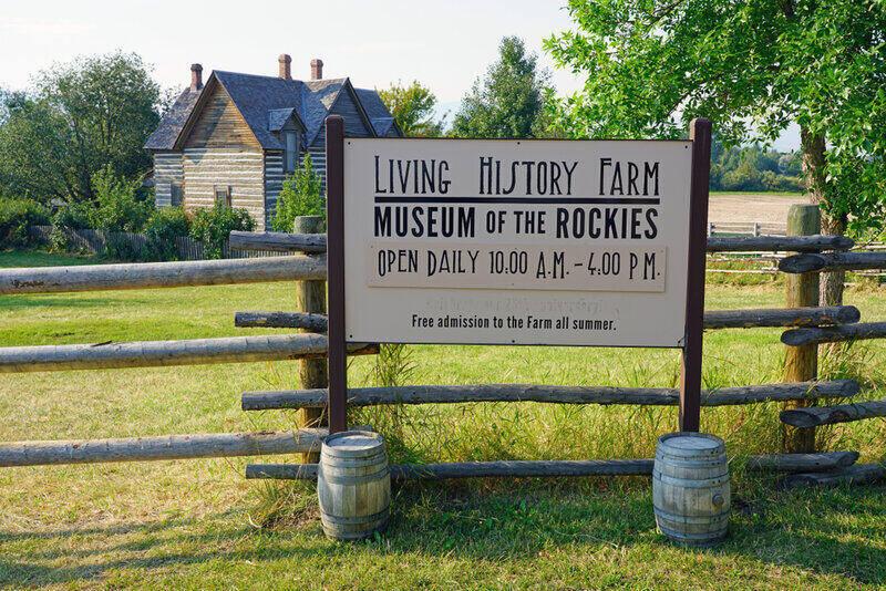 living history farm bozeman