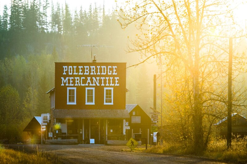 polebridge mercantile in montana