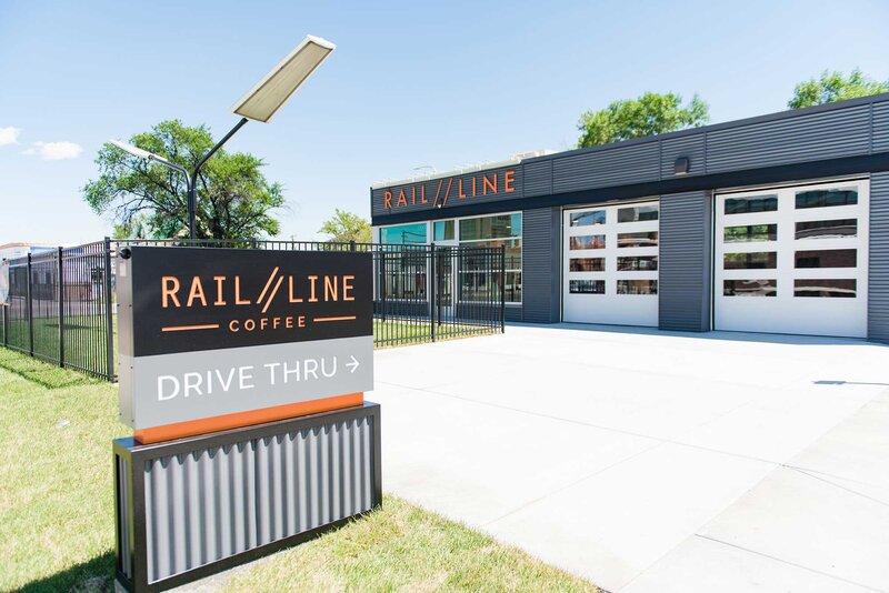 rail line coffee