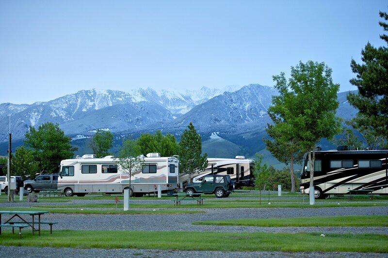 rv park montana