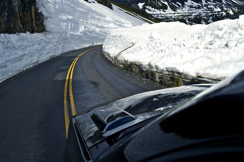 snowfields montana