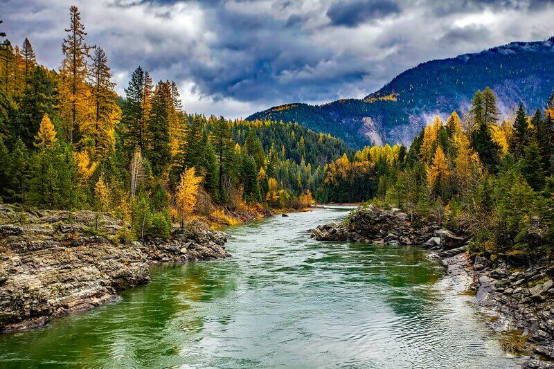 state park montana