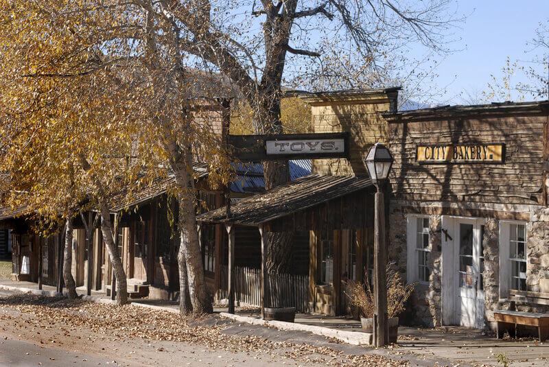 virgina city state park montana