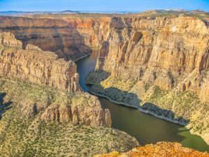 best canyons in montana