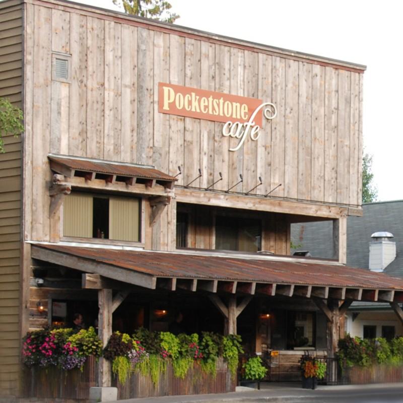 pocketstone cafe