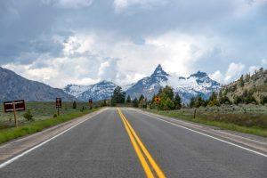 scenic drives in montana