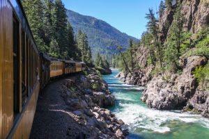 scenic train rides montana