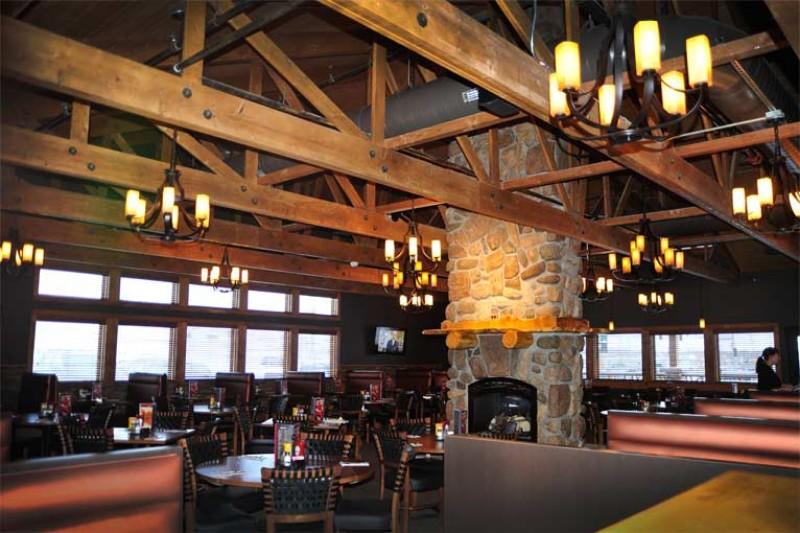 the montana club restaurant